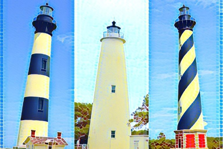 The North Carolina Outer Banks: A Road Trip Illuminated By Lighthouses